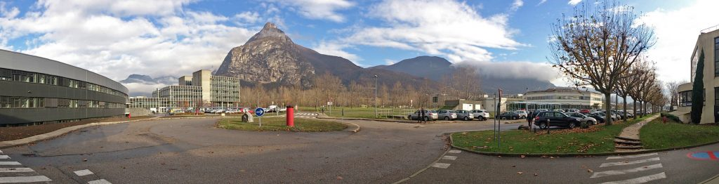 A little panorama from ESRF