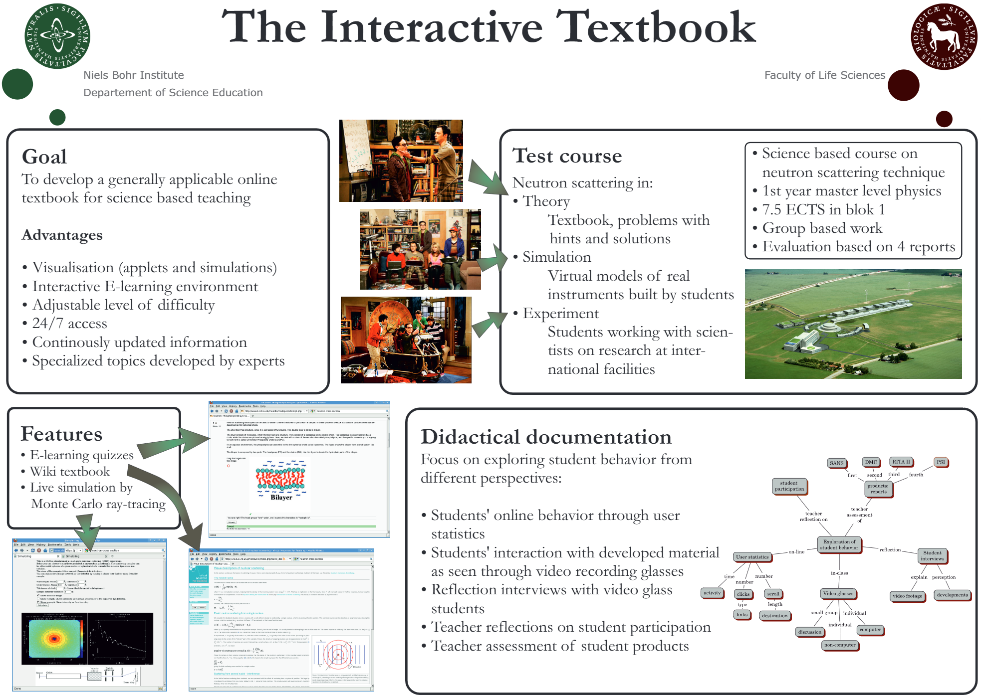 e-learning poster